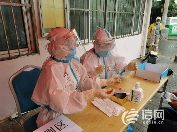 齐心战疫:聊城援青医护人员点赞青岛市民