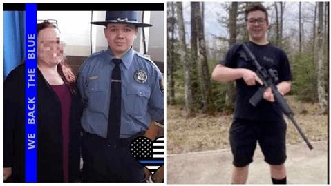 美国这个州决定:枪杀两名抗议者的17岁少年,不起诉