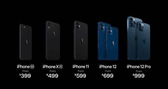 支持5G的iPhone12亮相!苹果股价收跌2.65% 供应商股价受拖累