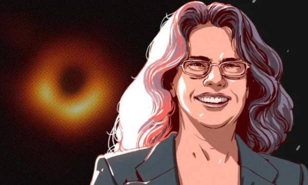 """那个凌晨2点被今年诺奖电话叫醒的女科学家确认参加""""顶科""""!关于黑洞,你们有什么想问的"""