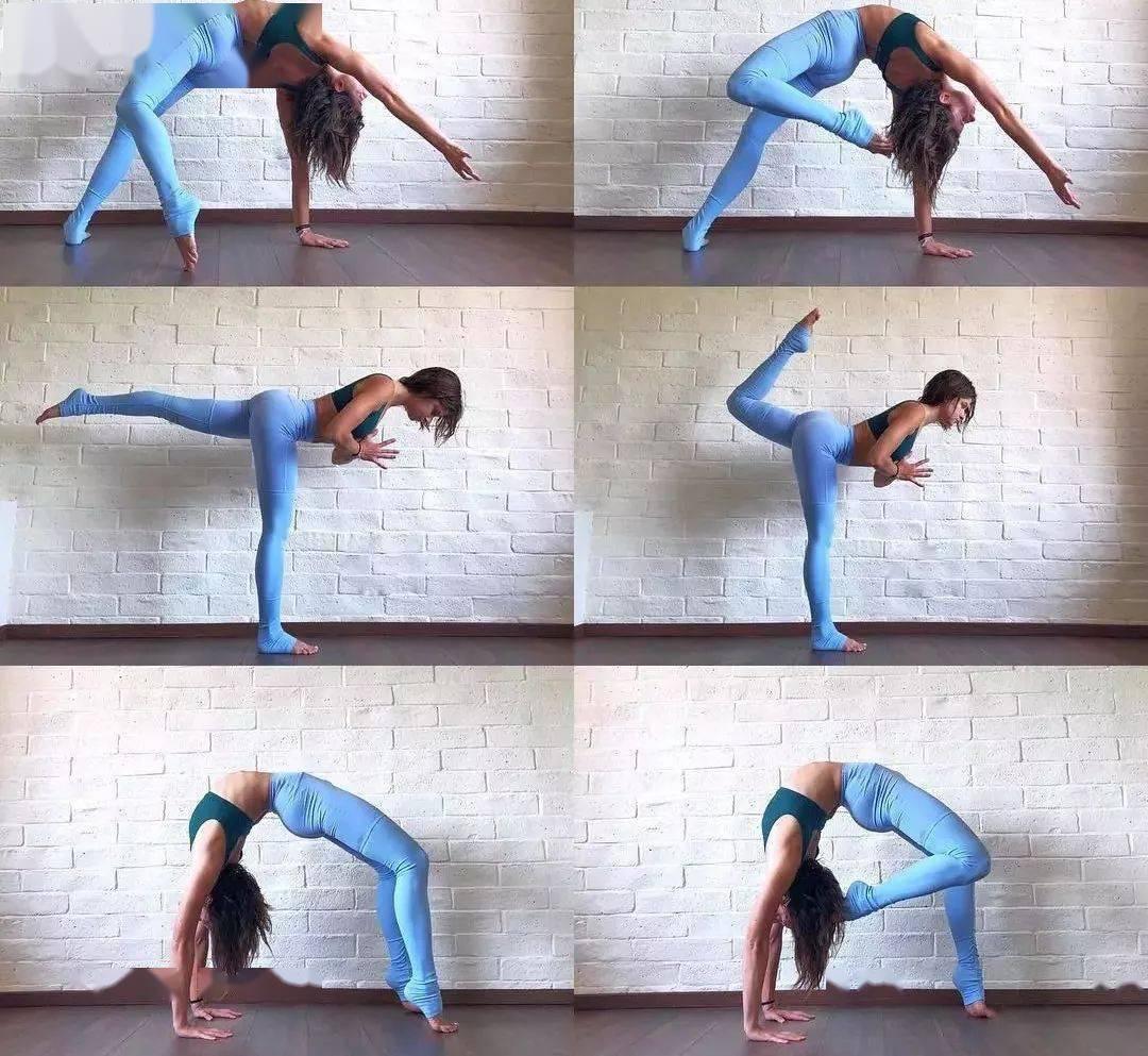 你从未试过的 15 瑜伽变体,快来围观!(附动图)