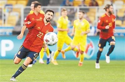 德国3: 3战平瑞士乌克兰击败西班牙