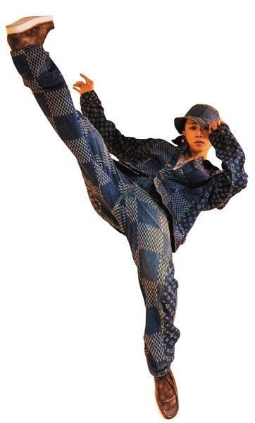"""""""回归舞蹈""""是舞者们最享受的事"""