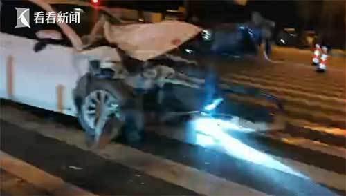 恒达官网男子醉驾兜风撞翻前车 致7人受伤还要赔100多万 (图2)