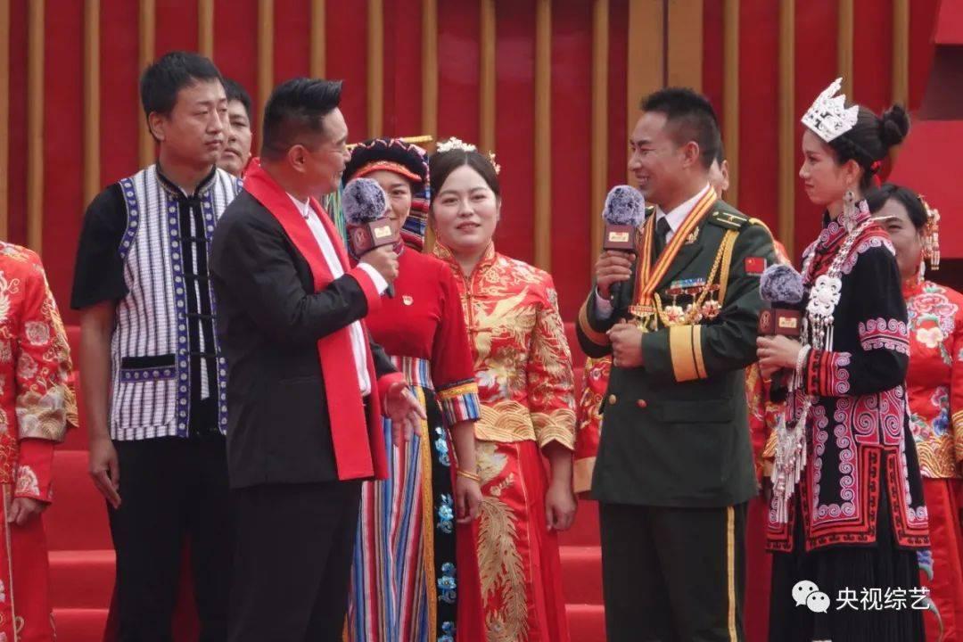 《喜上加喜》走进山西沁源,举行脱贫脱单全国百对新人集体婚礼!