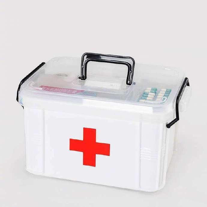 如何管理小型家庭药箱?