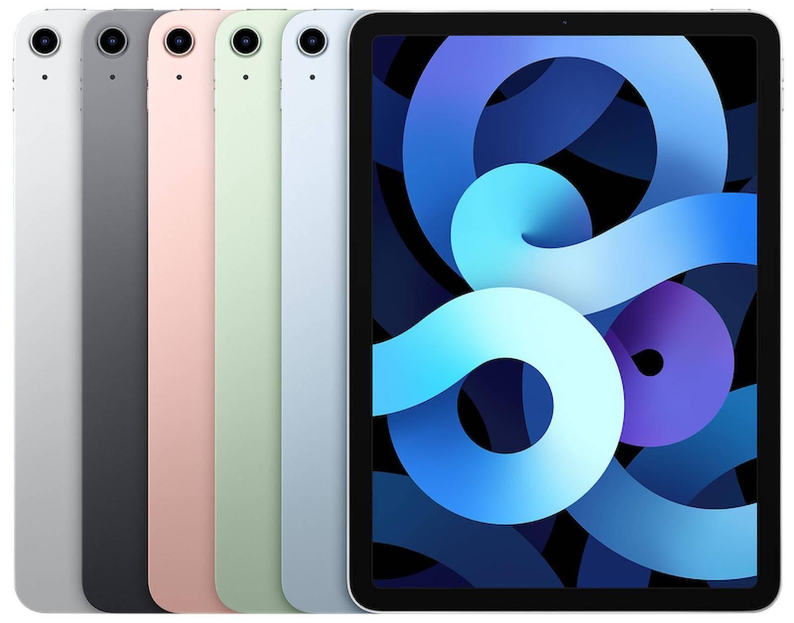 新款iPad Air也已经正式开启预订:最快10月23日送达