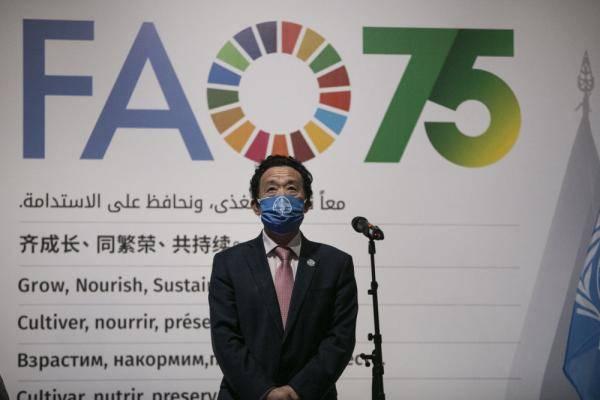 联合国粮农组织和意大利政府举行多项活动庆祝世界粮食日