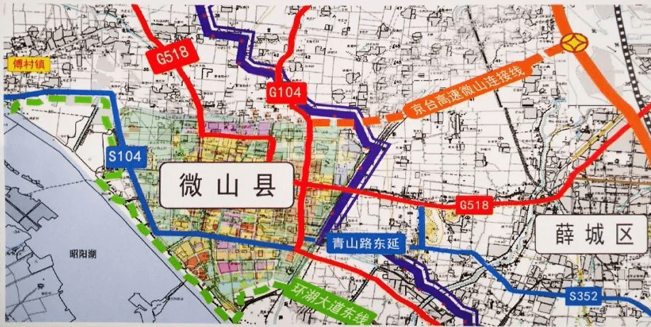 微山县2020gdp_微山县地图