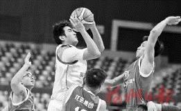第十一届省市机关篮球邀请赛开赛