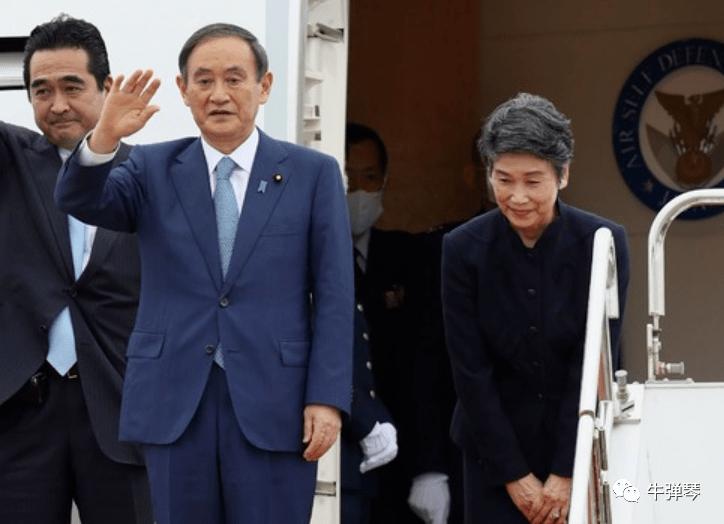 日本重大外交开始了,异样的余光瞄向中国