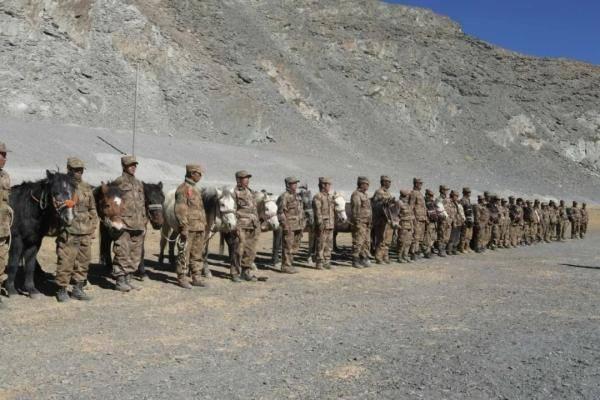 海拔5000米,这支民兵运送队助力新疆军区野外驻训