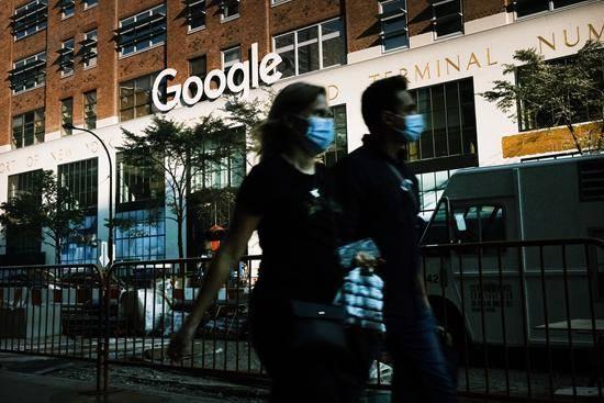 """美国司法部起诉谷歌 可能只是个""""政治姿态"""""""