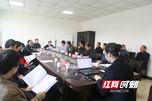 衡东县检察院首次对民事检察监督案件进行公开听证