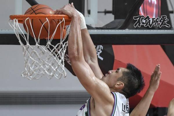 篮球丨CBA第一阶段:山东西王胜南京同曦宙光