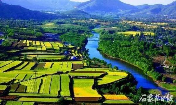 有你的家乡吗?《太行山旅游业发展规划(2020-2035年)》 石家庄市8地名列其中