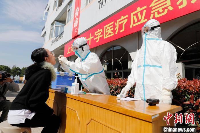 上海举行突发公共卫生事件应急处置暨航空医疗救援演练