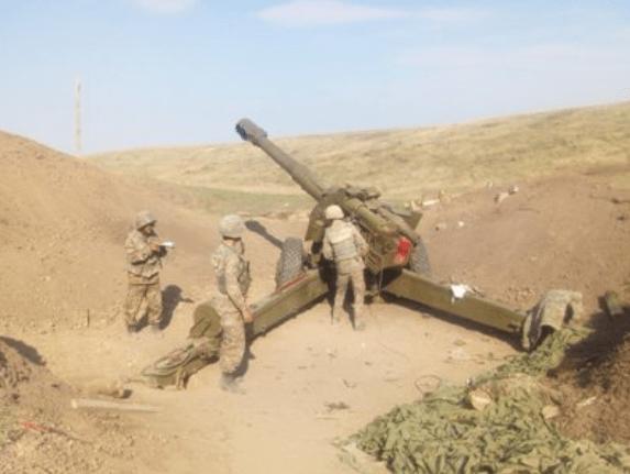 """亚美尼亚国防部:纳卡地区正发生""""激烈战斗"""""""
