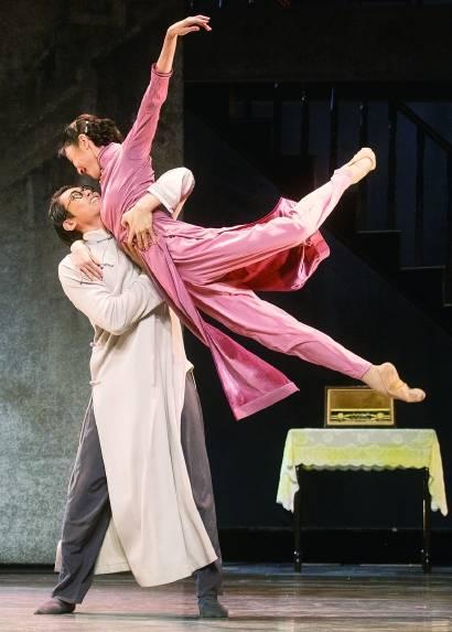 《永不消逝的电波》:缔造舞界以柔润刚的现代型传统美感