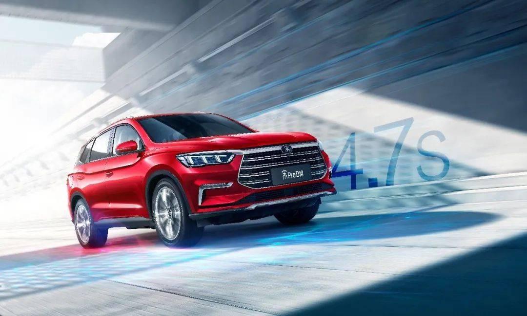 这三款SUV加速非常快,其中一款4秒多就能加速到100,而且还超级省油!