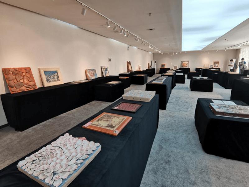 300件陶艺精品、三大展,10月30日起免费参观!