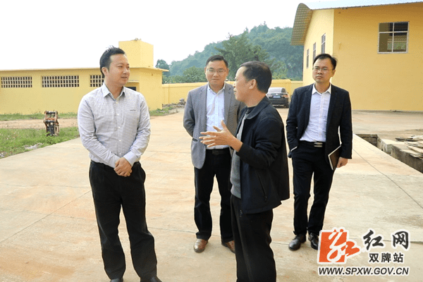 苏小康在五里牌镇调研:加强产业项目建设 争做乡村振兴排头兵