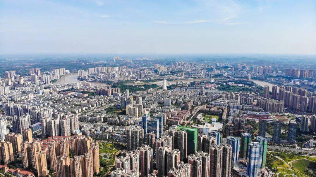 内江市人口是多少_聚焦内江城市发展 5年成就一个中心 下一个中心在哪里