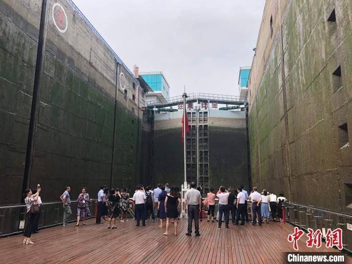 湖北三峡旅游市场回暖 水上航线客运量恢复近六成