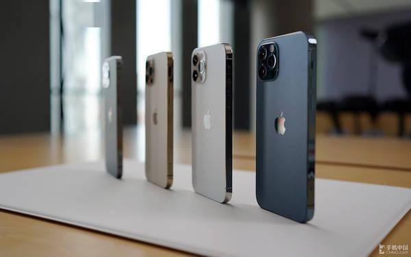 iPhone 12系列需求超预期 大摩预计iPhone出货超2.2亿
