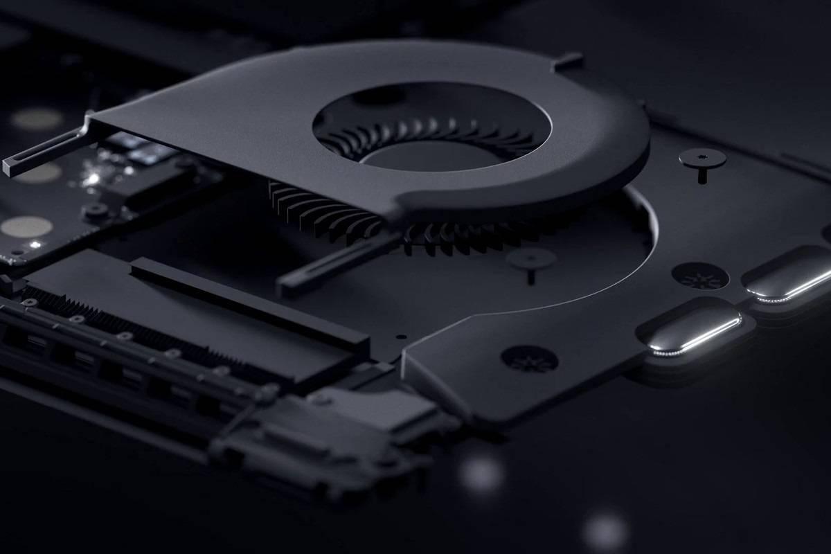 新款苹果MacBook Air和MacBook Pro最大区别:风扇