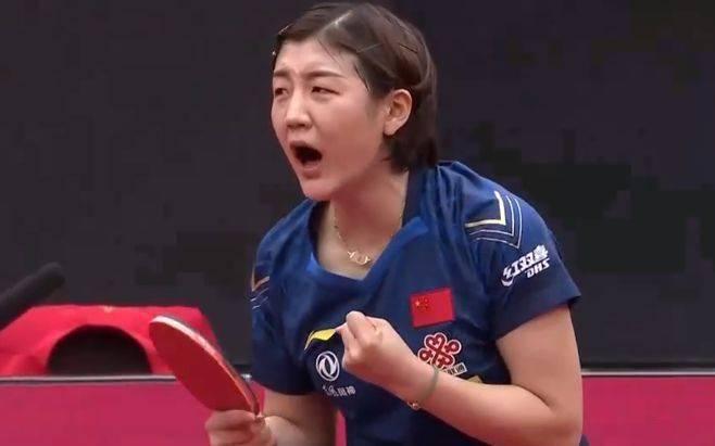 李隼总结世界杯,陈梦孙颖莎都经受住了考验