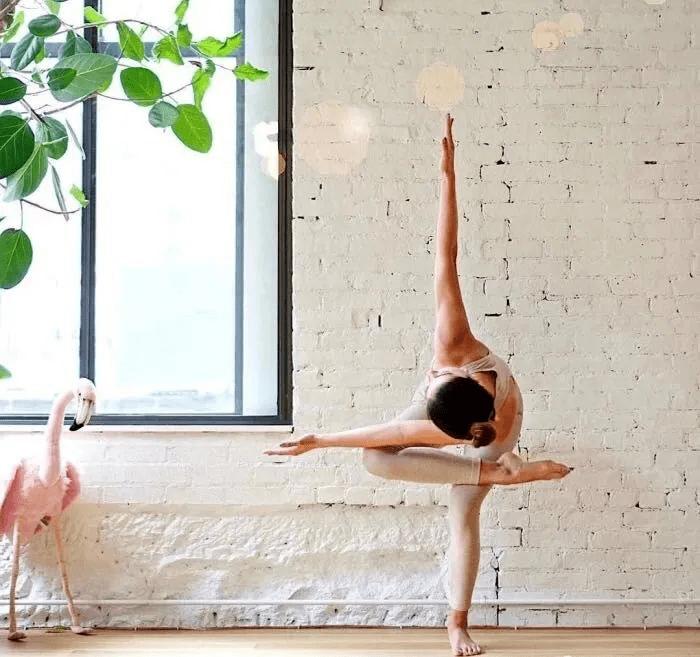 1套瑜伽美背序列,消除背部赘肉,还你性感背沟!