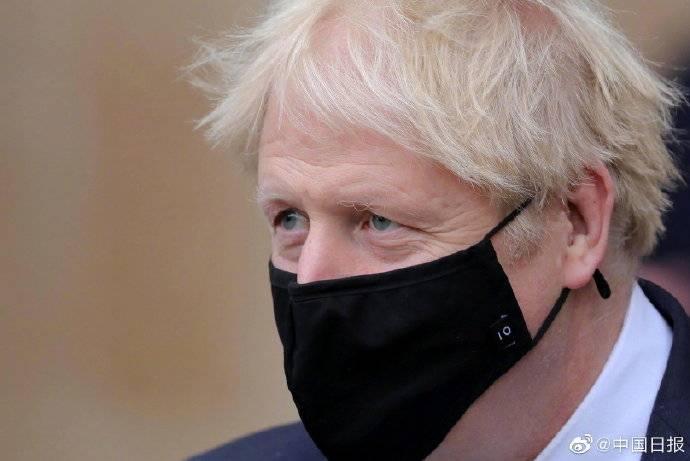 突发:英国首相开始自我隔离