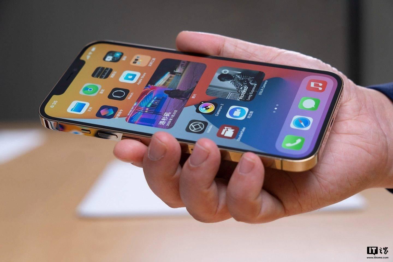 苹果 iPhone 12 Pro Max 获得 DisplayMate「有史以来最高」评级
