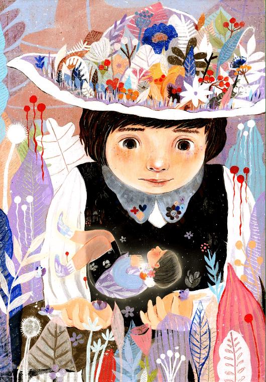 儿童文学作家葛竞:努力被人看到是一件幸运的事