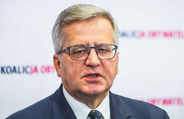 波兰前总统科莫罗夫斯基将被转院至华沙
