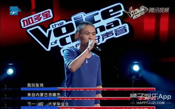 还记得《中国好声响》的张玮吗?他在这部剧里跑龙套?