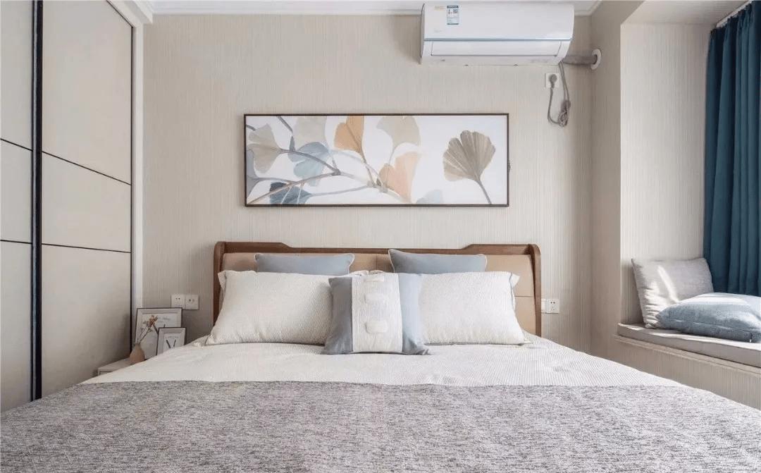 小卧室这样布置设计,温馨又实用,再也