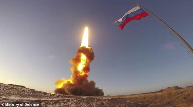 俄成功测试超高音速导弹,美军警告该导弹可摧毁西方国家卫星