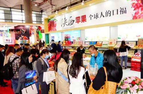 陕西水果出口东盟逆势增长出口货值超8亿美元