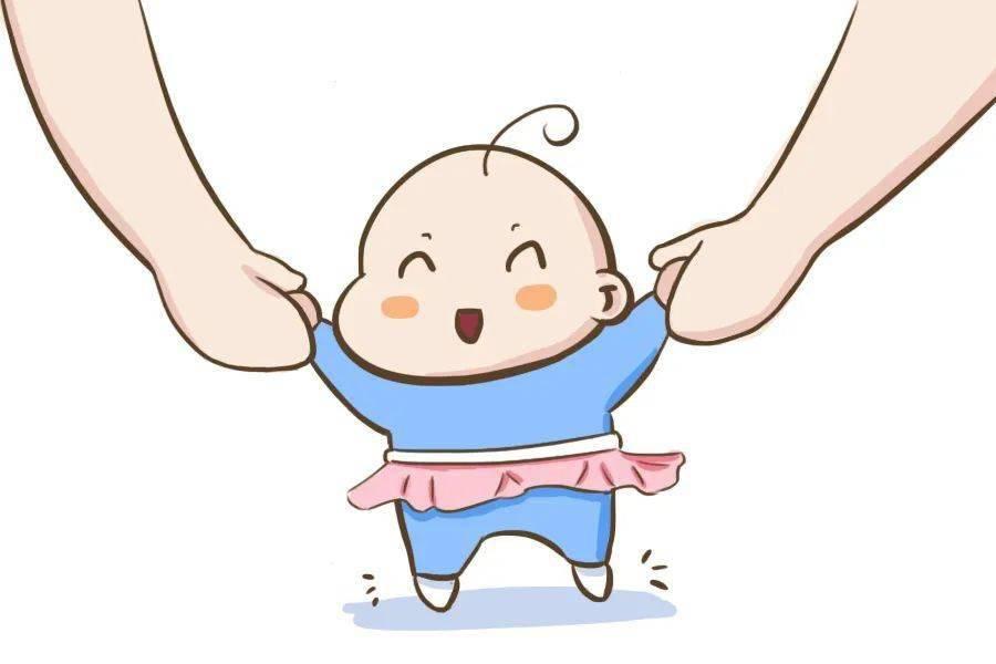 宝宝学走路,家长多数是在帮倒忙!正确学走路方式,这样做!