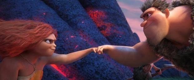 《疯狂原始人2》北美开画超《信条》