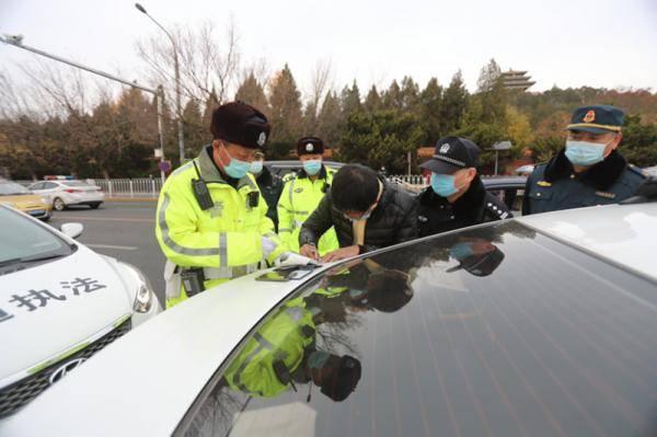 警探号|北京警方专项整治故宫周边地区秩序 初见成效