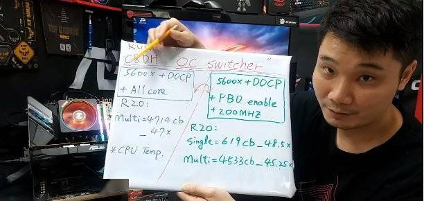 黑科技不断,华硕Intel 400主板也可开启AMD SAM!