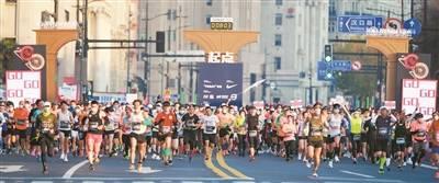 中国马拉松赛事逐步回
