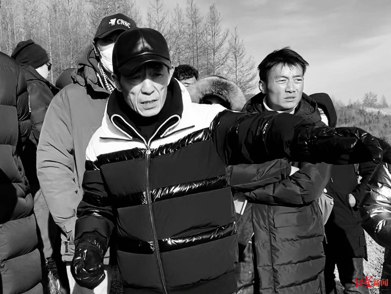导演界永动机!70岁的张艺谋冰天雪地忙新片,三年连拍四部电影