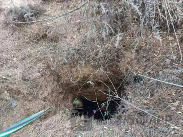 泉州一92岁老太失踪多日,被发现时困陷山洞…
