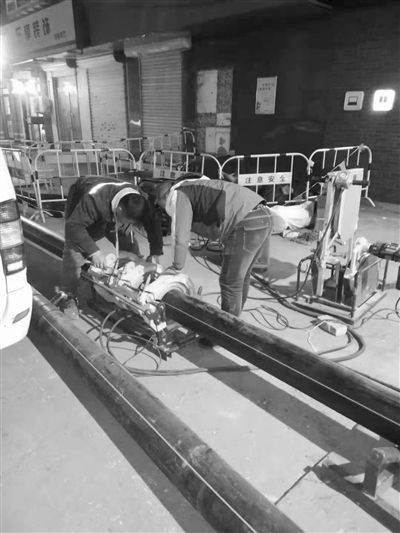 沈阳新建改造燃气管网258.6公里 提前超额完成今年工作任务