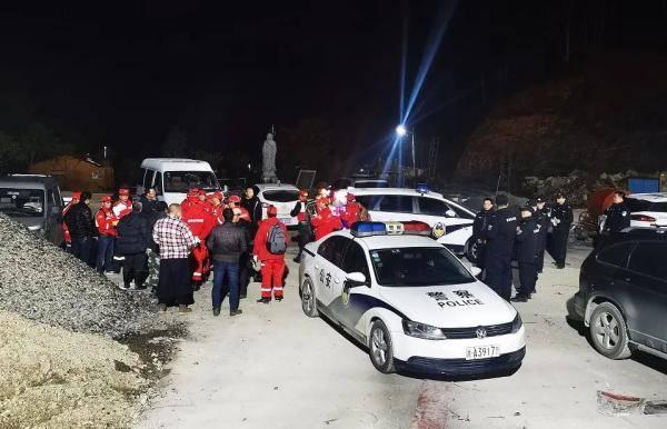 杭州一男子上山挖冬笋6小时没回来!警方地毯式搜寻发现……