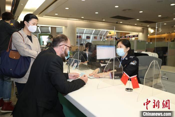 深圳市外国人就业居留事务服务中心启用-鸭脖娱乐网站